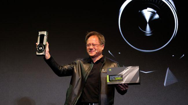 Презентация Nvidia GTX 1080 Ti