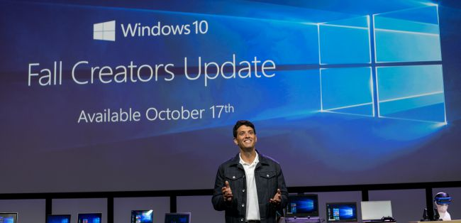 Fall Creators Update (Windows 10)