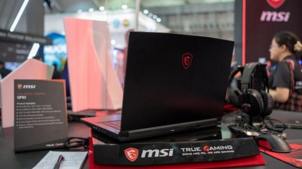 Обзор MSI GF63