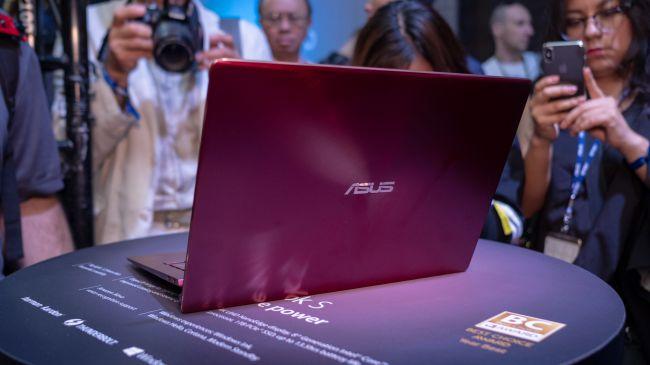 Ультрабук ASUS ZenBook S