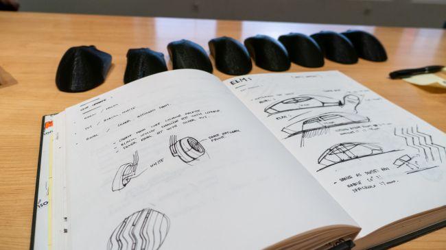 SteelSeries - Блокнот дизайнера