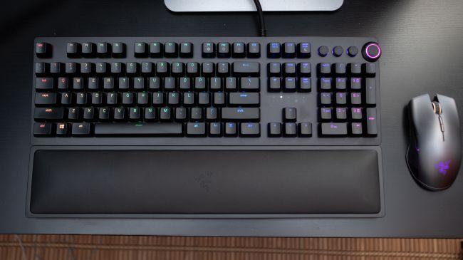Клавиатура Razer Huntsman Elite