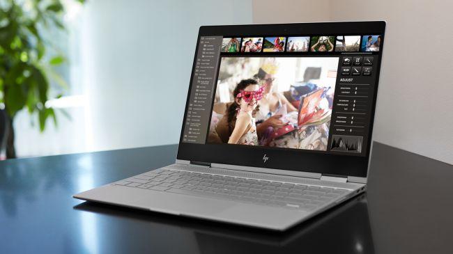 Лучший ноутбук 13 дюймов - HP Spectre x360