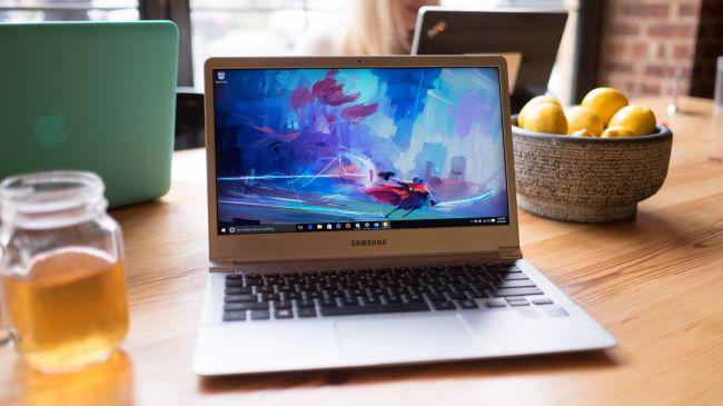 Лучший ноутбук 13 дюймов - Samsung Notebook 9