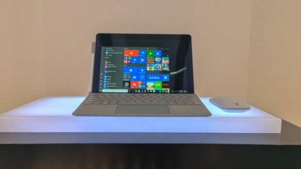 Обзор Microsoft Surface Go