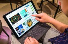 Photoshop для iPad Pro