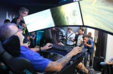 Игровое кресло Acer Predator Thronos