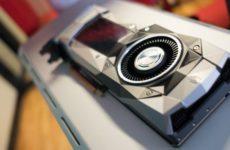 Новые видеокарты Nvidia
