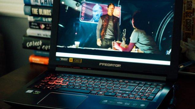 Обзор Acer Predator Helios 300