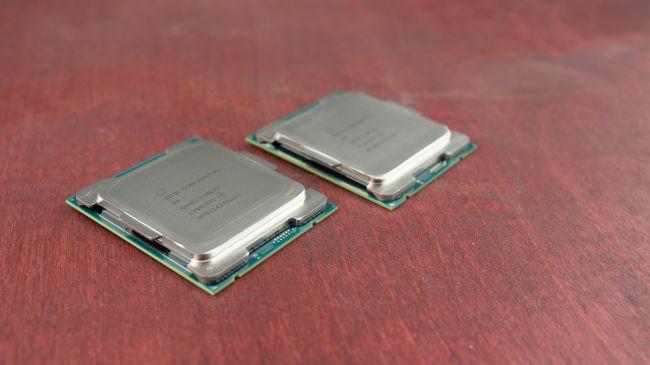Процессор Intel Skylake-X