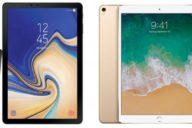 Сравнение Galaxy Tab S4 и iPad Pro 10.5