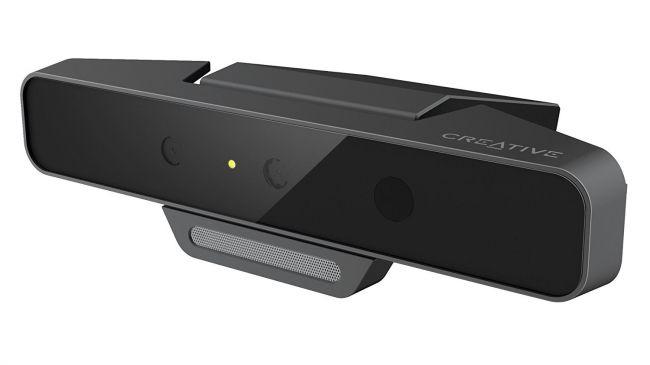 Лучшая веб-камера - Creative Labs Senz3D