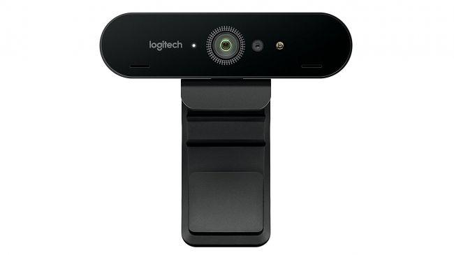 Лучшая веб-камера - Logitech Brio Webcam