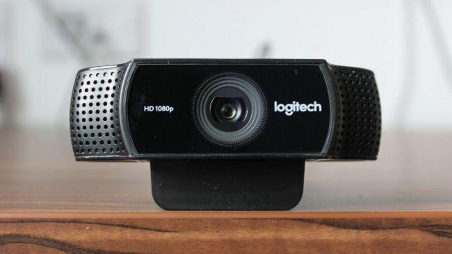 Лучшая веб-камера - Logitech C922 Pro Stream