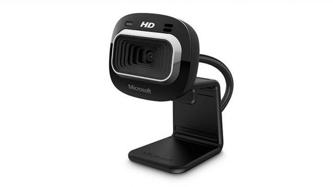 Лучшая веб-камера - Microsoft LifeCam HD-3000