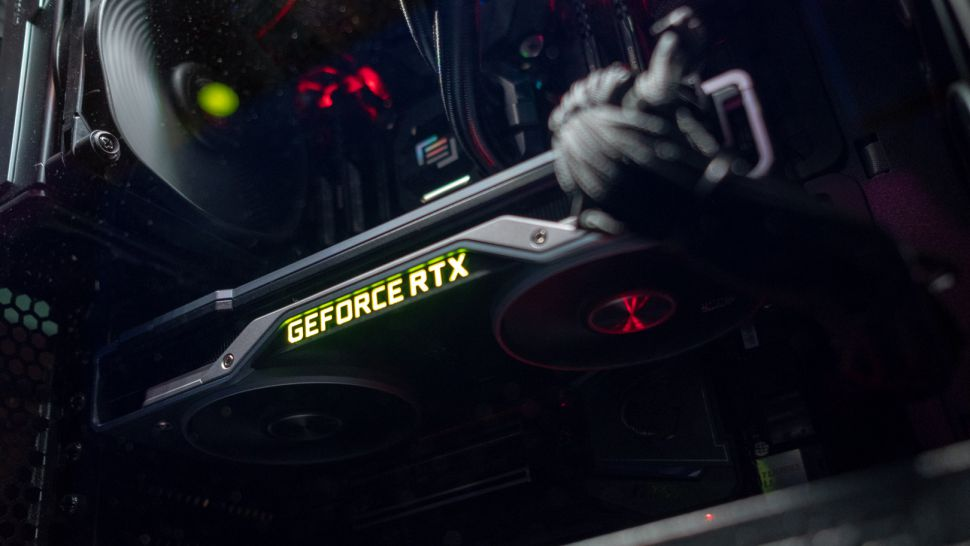 Nvidia GeForce RTX 2080 Founder Edition