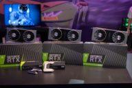 Nvidia RTX 2080 и RTX 2080 Ti
