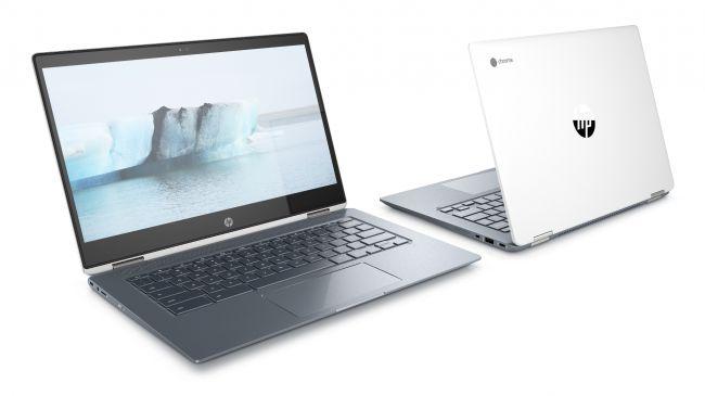 Гибрид HP Chromebook x360 14