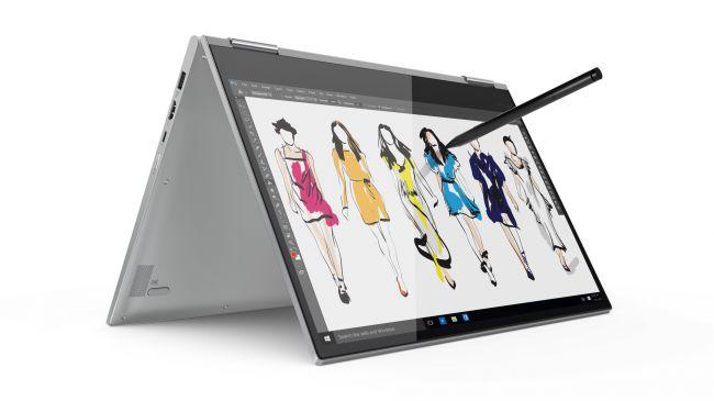 Лучшие ноутбуки Lenovo - Yoga 730