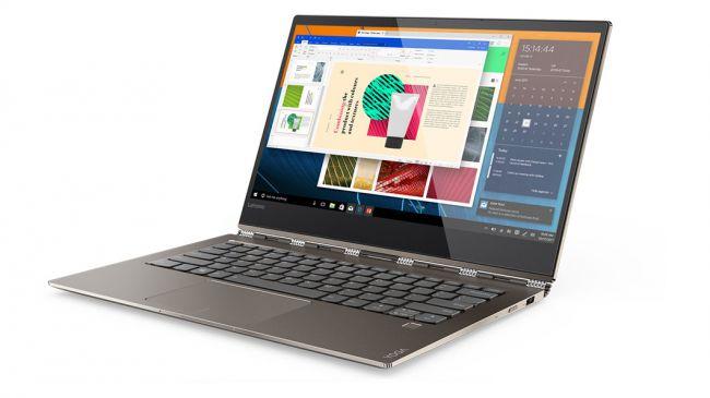 Лучшие ноутбуки Lenovo - Yoga 920