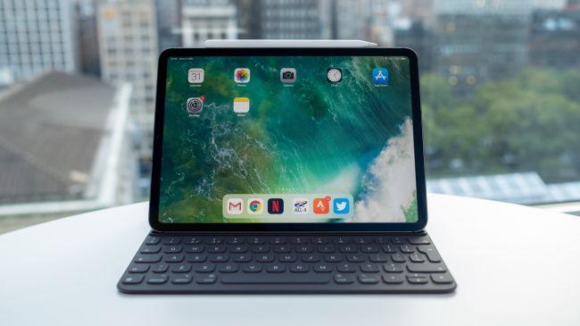 Лучший планшет - iPad Pro 11 (2018)