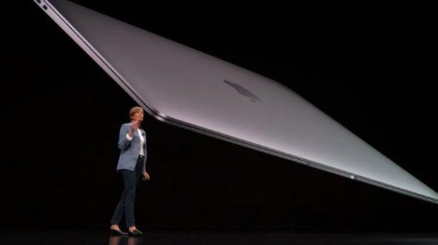 Новый MacBook Air (2018)