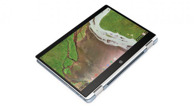 Ноутбук HP Chromebook x360 14