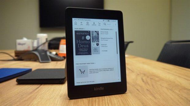 Обзор Amazon Kindle Paperwhite (2018)