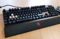 Обзор MSI Vigor GK80 RED