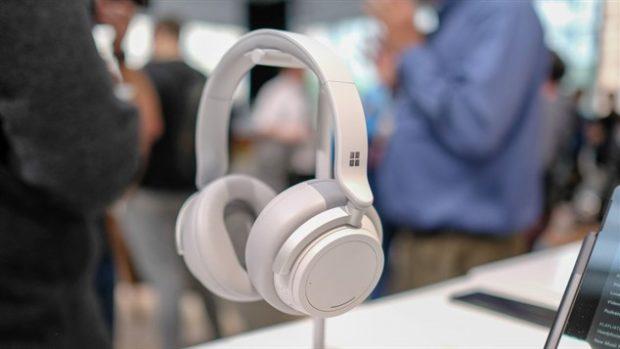 Обзор Microsoft Surface Headphones