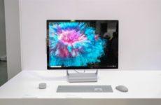 Обзор Microsoft Surface Studio 2