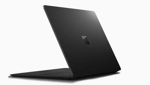 Черный Surface Laptop
