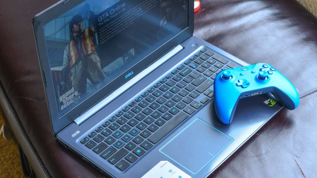 Игровой ноутбук Dell G3 15
