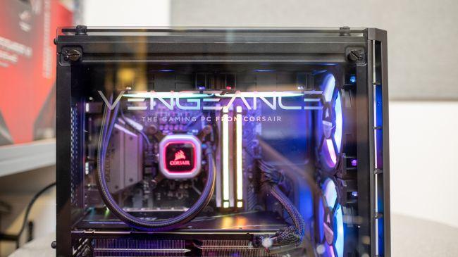 Игровой ПК Corsair Vengeance Gaming PC