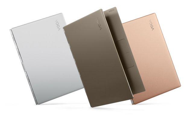 Сенсорный ноутбук - Lenovo Yoga 920