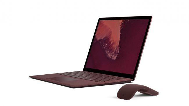 Сенсорный ноутбук - Surface Laptop 2