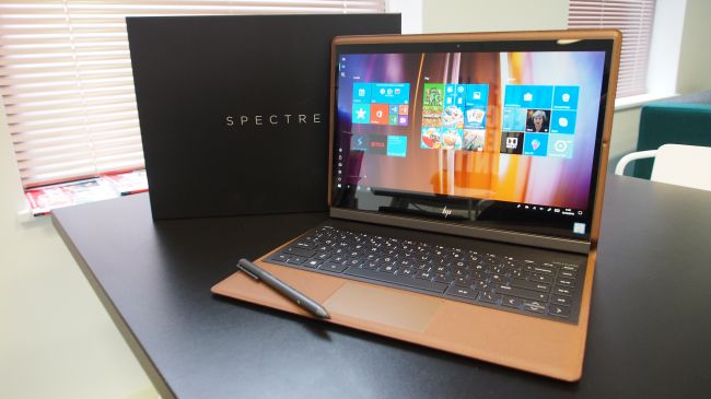HP Spectre Folio (2018)