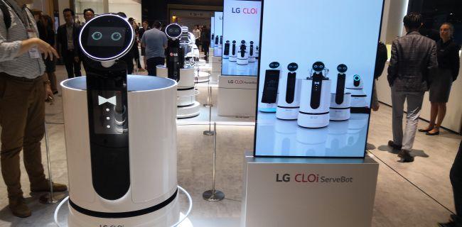 LG на CES 2019