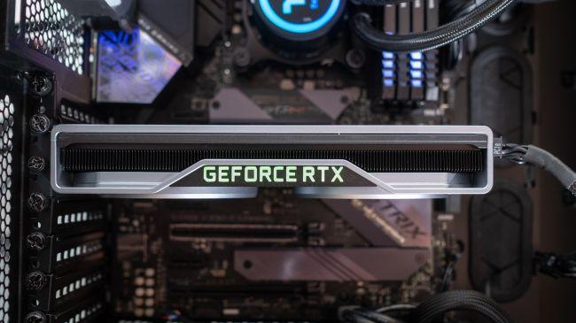 Видеокарта Nvidia GeForce RTX 2060