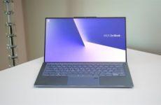 Обзор Asus ZenBook S13