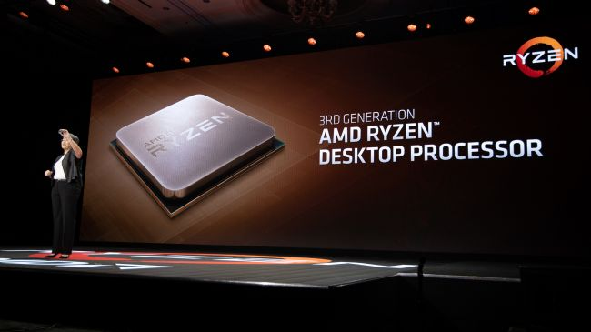 Процессор AMD Ryzen 3