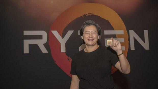 AMD анонсирует 7-нанометровые процессоры на CES 2019