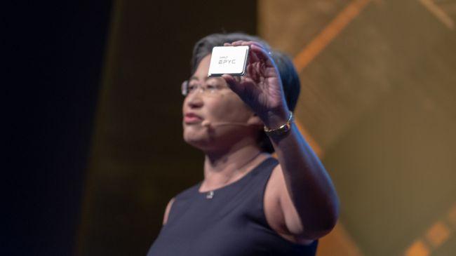 AMD в 2019 году