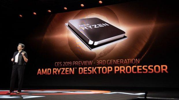 AMD Ryzen 3 поколения