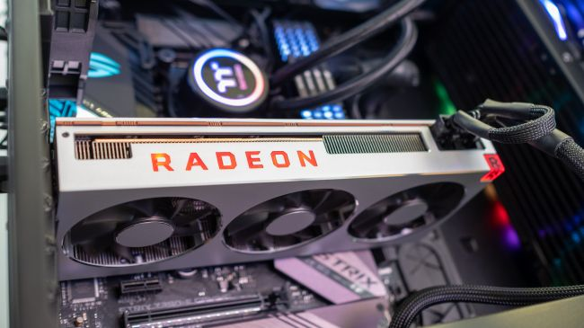 Видеокарта AMD Radeon VII
