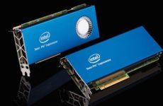 Видеокарты Intel