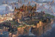 Игровая карта Apex Legends