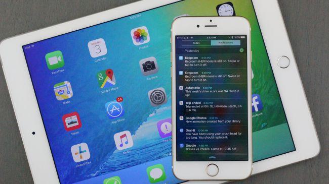 Изменения и функции iOS 13