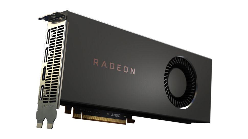 Лучшая видеокарта - AMD Radeon RX 5700