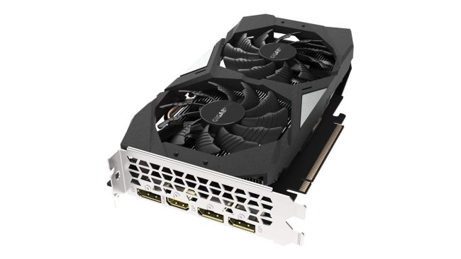 Лучшая видеокарта - Gigabyte GeForce GTX 1660 OC 6G